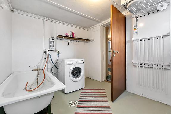 Kjelleretasje - Vaskerom