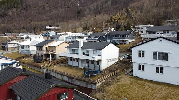 Boligen ligger i et populært boligstrøk på Øra
