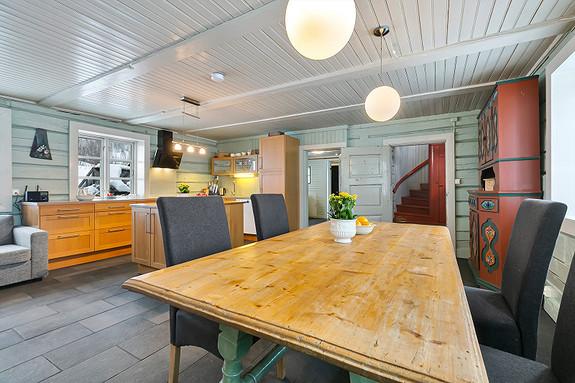 Hus 1 - Kjøkken/allrom