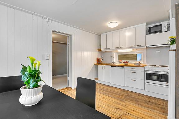 Hus 2 - Kjøkken