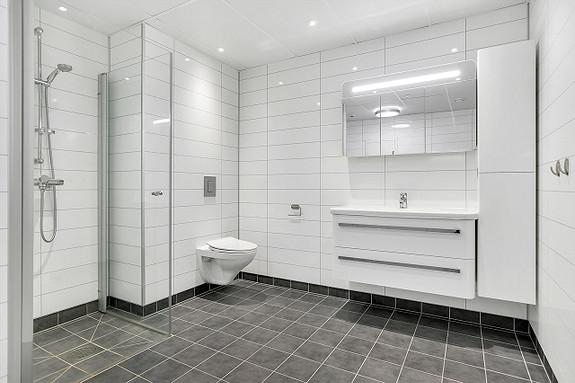 Moderne bad