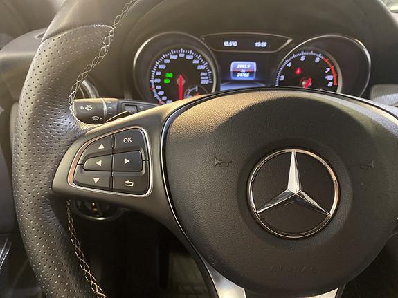 Bilbilde: Mercedes-Benz GLA