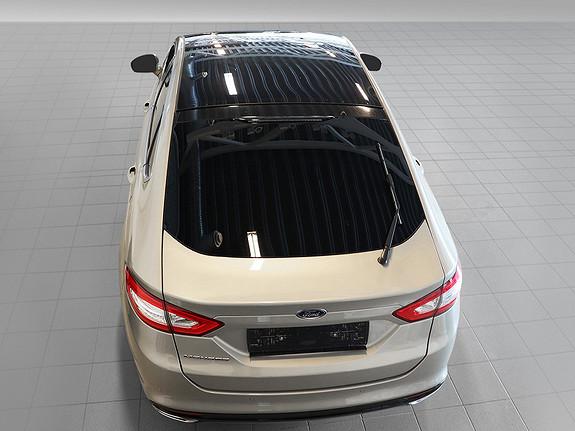 Bilbilde: Ford Mondeo