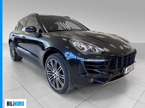 Bilbilde: Porsche Macan