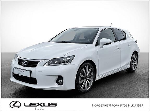 Lexus CT200h Comfort   Hybrid   Navi   Garanti  2012, 78990 km, kr 149000,-