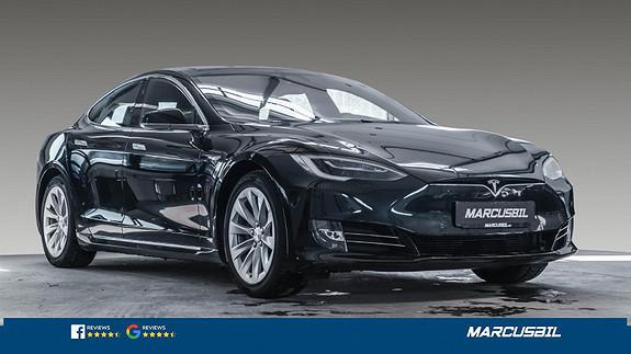 Tesla Model S 75D AP2.5/DELSKINN/VINTER/NETFLIX/MCU2/S+ V  2018, 39000 km, kr 525000,-