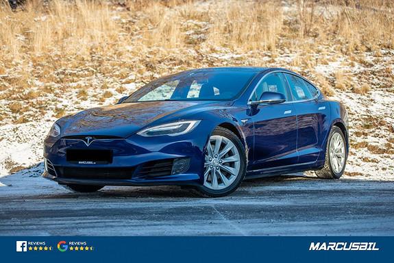 Tesla Model S 75D AP/HIFI/PANO/S+ V/NY MCU  2017, 57370 km, kr 419900,-