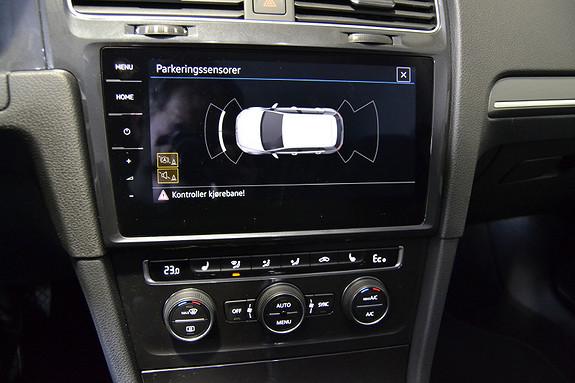 Bilbilde: Volkswagen Golf