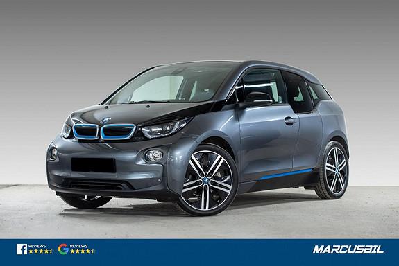 BMW i3 60AH FULLY CHARGED/SKINN/NAVIPRO/H&K  2016, 27000 km, kr 139900,-