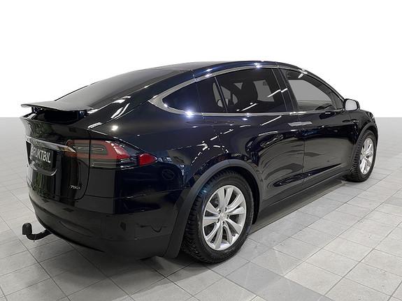 Bilbilde: Tesla Model X