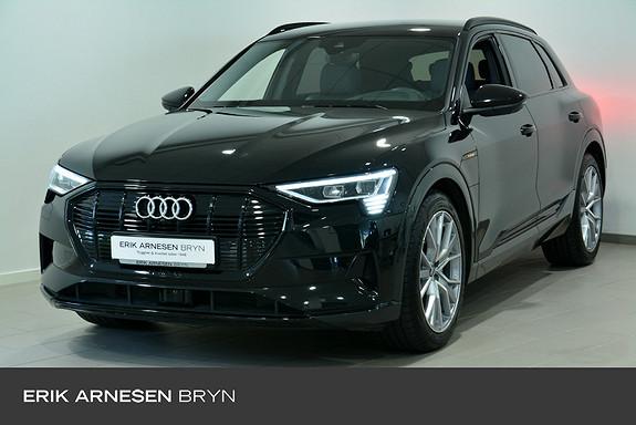 Audi e-tron 55 Exclusive All inclusive*, Skinn, Krok, Matrix + + +  2019, 23200 km, kr 709900,-