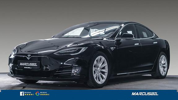 Tesla Model S 75D AP2.5/LUFT/NETFLIX/S+ V  2018, 63000 km, kr 459900,-