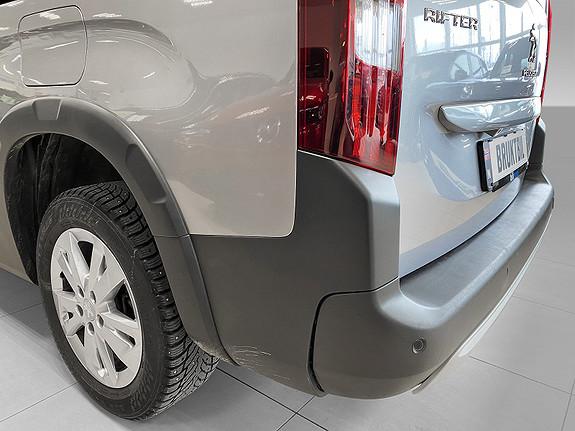 Bilbilde: Peugeot Rifter