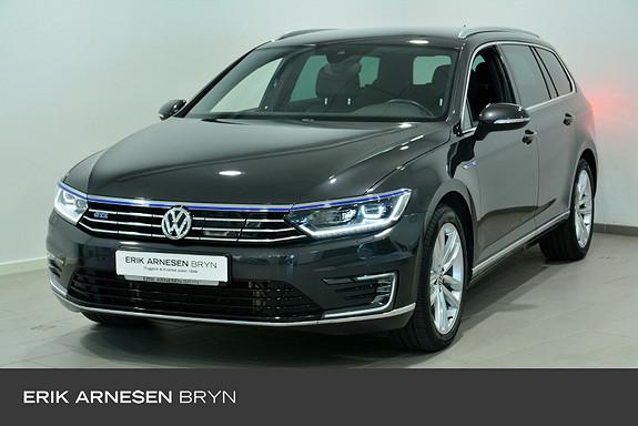 Volkswagen Passat 1,4 TSI 218hk DSG Webasto, Krok, Easy open, kamera ++  2018, 45400 km, kr 329900,-