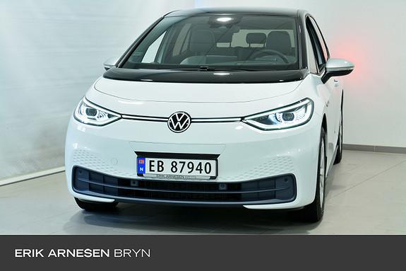 Volkswagen ID.3 1ST MAX  2021, 50 km, kr 399900,-