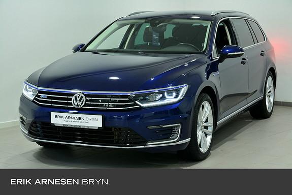 Volkswagen Passat 1,4 TSI 218hk DSG Webasto, Active info, Kamera, Krok +  2018, 41300 km, kr 329900,-