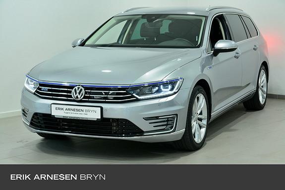 Volkswagen Passat 1,4 TSI 218hk DSG Webasto, Dynaudio, Skinn, Krok + + +  2018, 40700 km, kr 329900,-