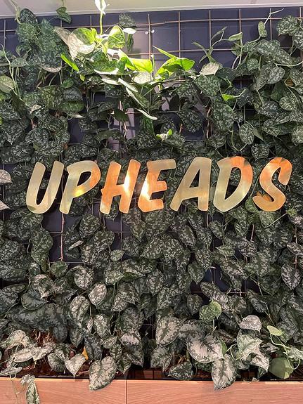 UPHEADS AS