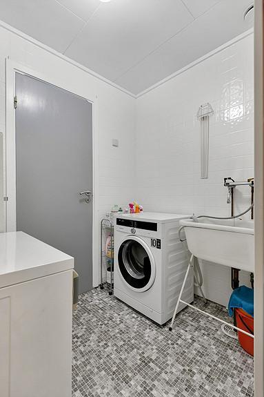 Hovedplan - Vaskerom