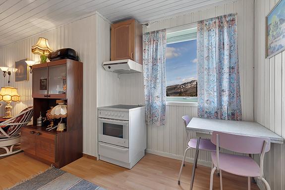 Underetasje - Stue/kjøkken