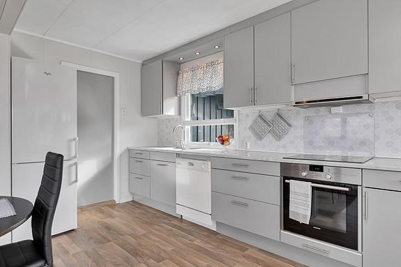 Hovedplan - Kjøkken