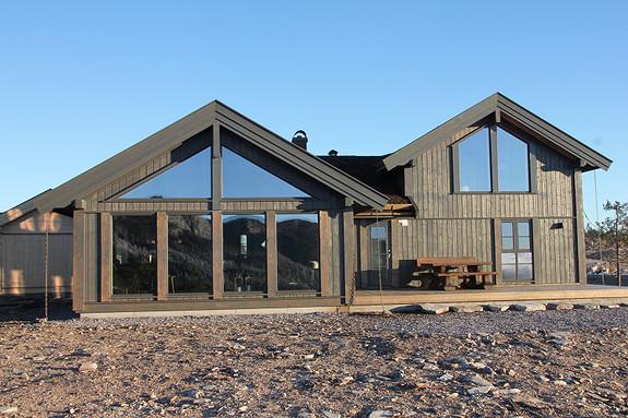 Beitostølen XL på vakre Breivasstulen i Hjartdal ink opparbeidet tomt