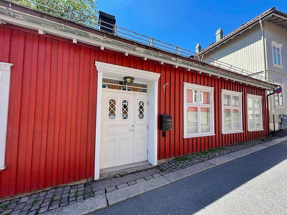 Sjarmerende leilighet med 3 soverom midt i Tønsberg sentrum