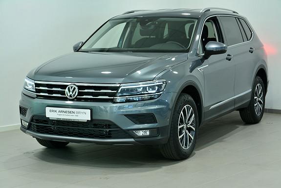 Volkswagen Tiguan Allspace 150 TDI BU ADV5S  2021, 2000 km, kr 579000,-