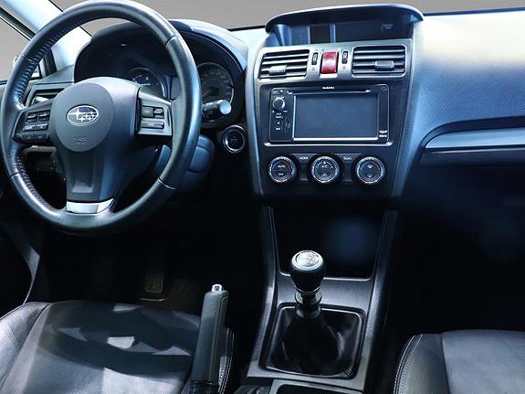 Bilbilde: Subaru XV