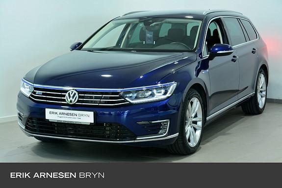 Volkswagen Passat 1,4 TSI 218hk DSG Webasto, Active info, Kamera, Krok ++  2018, 37990 km, kr 329900,-