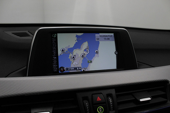 Bilbilde: BMW X1