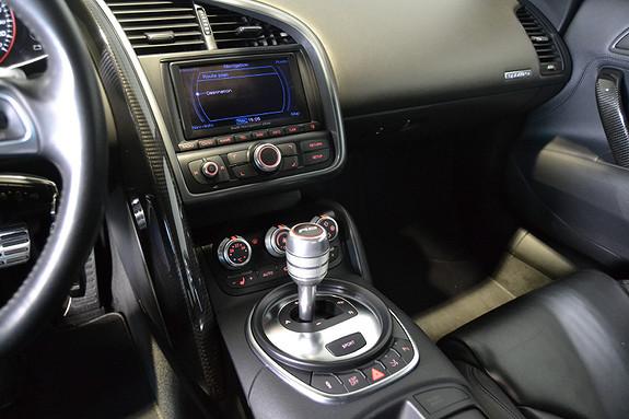 Bilbilde: Audi R8
