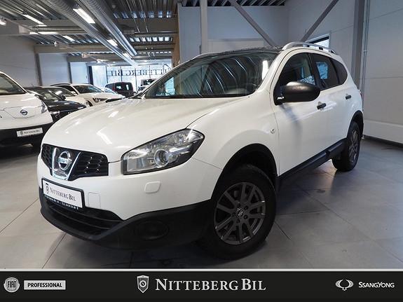 Nissan Qashqai +2 - Hengerfeste - Panorama - Klima -  2014, 198000 km, kr 95000,-