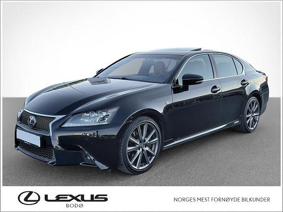 Lexus GS 300h F Sport S Hybrid   ALT utstyr ++  2015, 120600 km, kr 319000,-