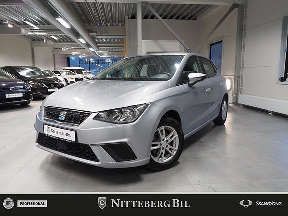 Seat Ibiza Style 1.0 TSI 115Hk aut - Isofix -  2019, 40000 km, kr 169000,-