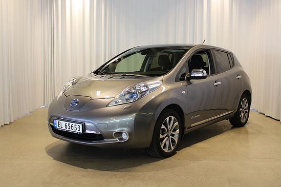 Nissan Leaf Acenta 24 kwh/Nordisk/Vinterpakke/  2015, 54000 km, kr 99000,-