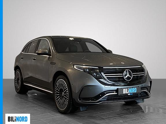 Bilbilde: Mercedes-Benz EQC