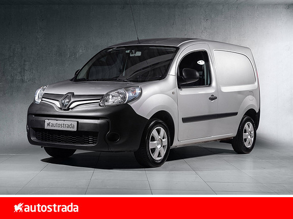 Renault Kangoo Express 1,5dCi 90 Grand Confort *LAV KM* 3 PERS*  2015, 23900 km, kr 109000,-