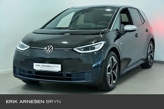 Volkswagen ID.3 1st Plus  2021, 4100 km, kr 349900,-