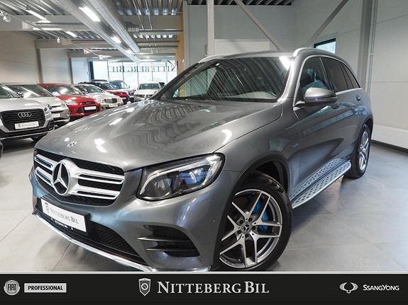 Mercedes-Benz GLC AMG X2 -  2017, 64000 km, kr 449000,-