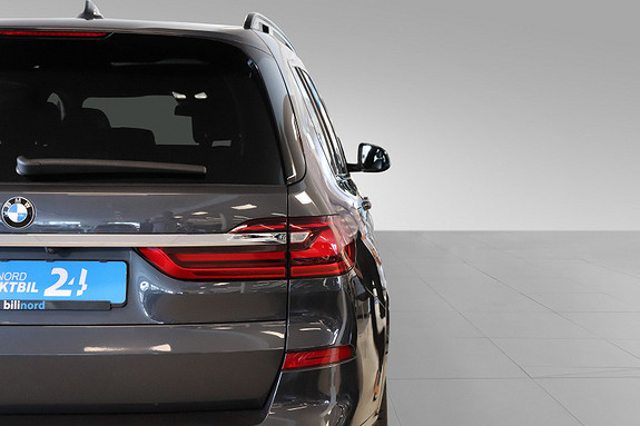 Bilbilde: BMW X7