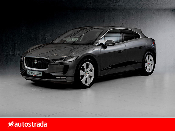 Jaguar I-PACE 400hk AWD Auto HSE Pano/ACC/Luftfj/Headup  2019, 35200 km, kr 629000,-