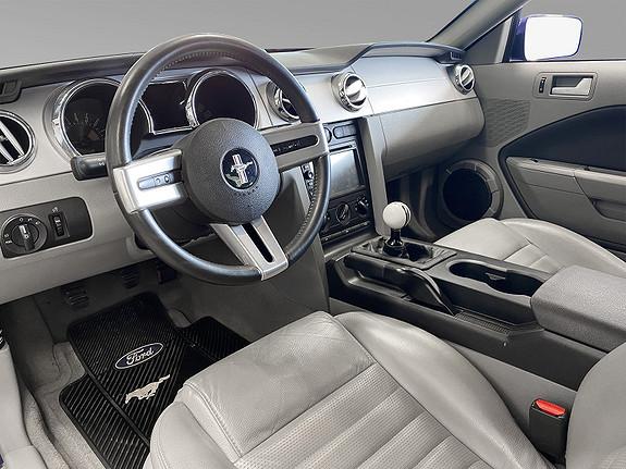 Bilbilde: Ford Mustang