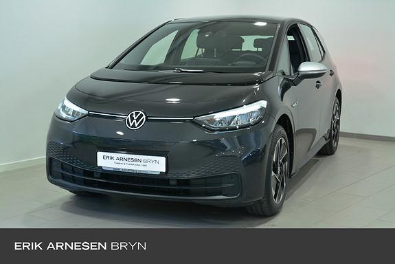 Volkswagen ID.3 1st  2021, 1200 km, kr 319900,-