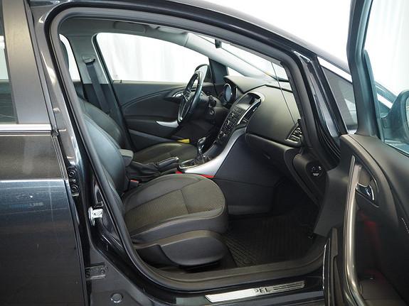 Bilbilde: Opel Astra