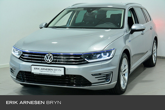 Volkswagen Passat 1,4 TSI 218hk Exclusive aut Krok, Webasto, Navi, Kamera  2018, 38600 km, kr 314900,-