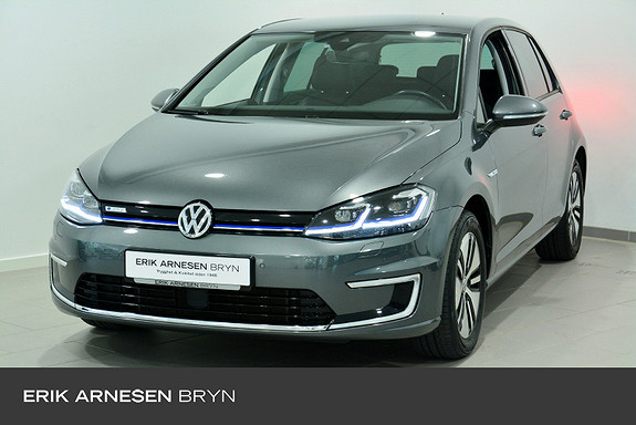 Volkswagen Golf E-golf 136 hk ACC, Dynaudio, Kamera, Skinn, Keyless + +  2018, 38235 km, kr 219900,-