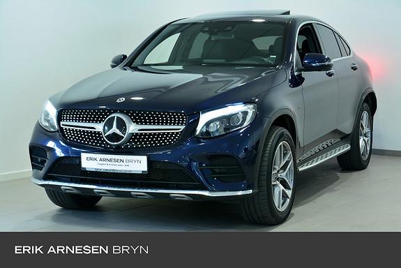 Mercedes-Benz GLC 350e 4MATIC aut  2018, 67750 km, kr 509900,-