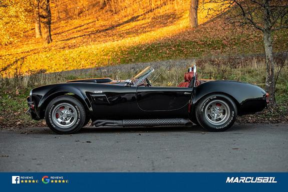 AC Cobra Replica , Bygget og godkjent på Corvette C3,  1981, 26751 km, kr 799000,-