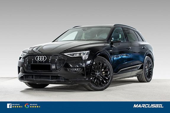 Audi e-tron 55 EXCLUSIVE-ALL Inclusive/Matrix/Komfort/B&O/ACC/Krok  2020, 26000 km, kr 815000,-